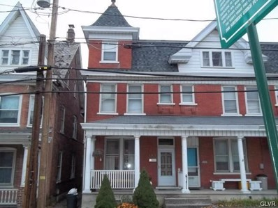 344 W Church Street, Slatington, PA 18080 - MLS#: 608224