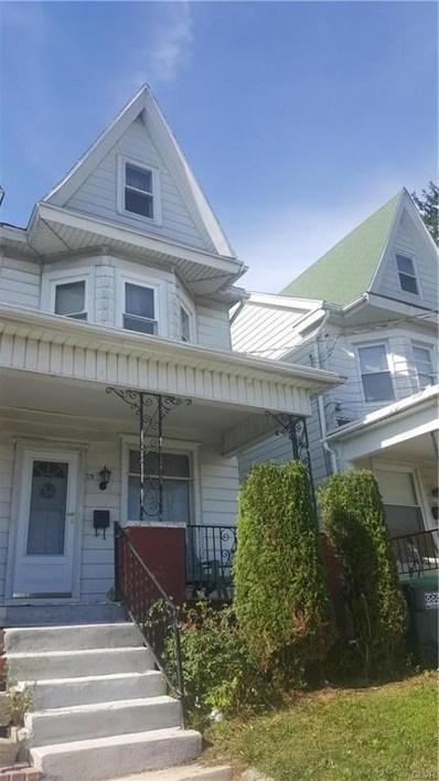 329 W Frack Street, Frackville, PA 17931 - MLS#: 608340