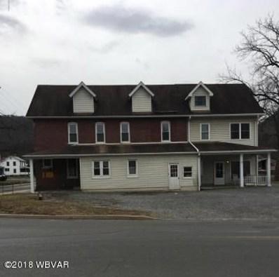 136 Valley Street, Duboistown, PA 17702 - #: WB-83546