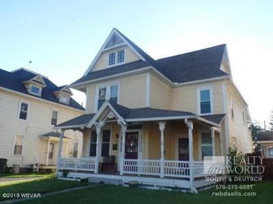 53 N 2ND Street, Hughesville, PA 17737 - #: WB-84520