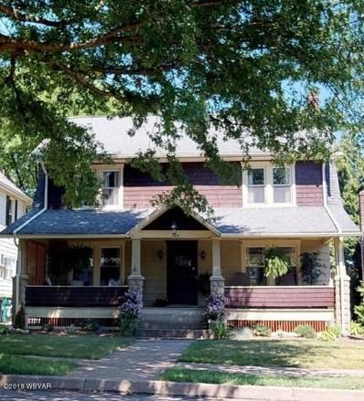 1304 Packer Street, Williamsport, PA 17701 - #: WB-84789