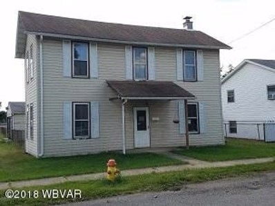 513 Depot Street, Williamsport, PA 17701 - #: WB-84832