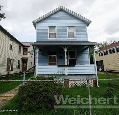 726 2ND Street, Williamsport, PA 17701 - #: WB-85089