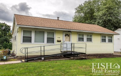 2144 Reed Street, Williamsport, PA 17701 - #: WB-85297