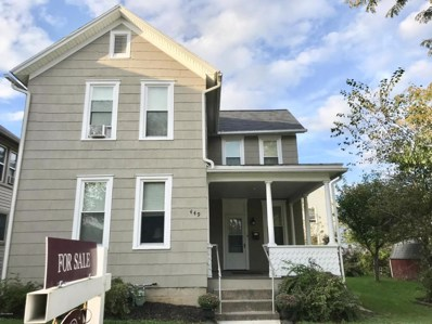 449 Wilson Street, Williamsport, PA 17701 - #: WB-85406