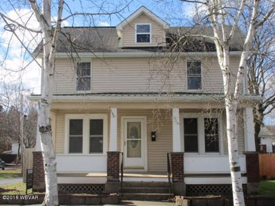 819 Franklin Street, Williamsport, PA 17701 - #: WB-86016