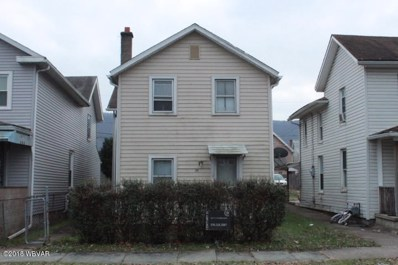 711 Second Street, Williamsport, PA 17701 - #: WB-86068