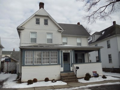 1926 Apple Street, Williamsport, PA 17701 - #: WB-86436