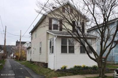 237 Hughes Street, Williamsport, PA 17701 - #: WB-86447
