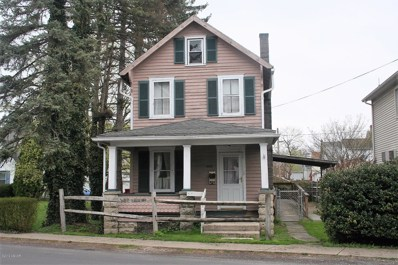1008 Penn Street, Williamsport, PA 17701 - #: WB-87121