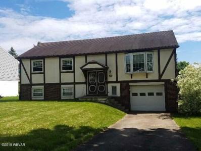 2420 N Hills Drive, Williamsport, PA 17701 - #: WB-87407