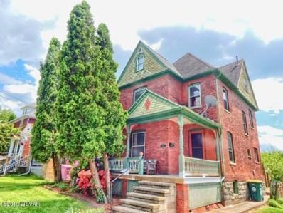 423 Rural Avenue, Williamsport, PA 17701 - #: WB-87519