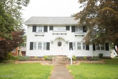 819 N Front Street, Milton, PA 17847 - #: WB-87750