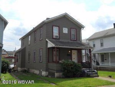 1251 Vine Avenue, Williamsport, PA 17701 - #: WB-87756
