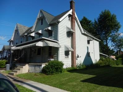 320 Hughes Street, Williamsport, PA 17701 - #: WB-87795