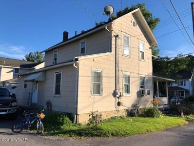 243 Valley Street, Duboistown, PA 17702 - #: WB-87835