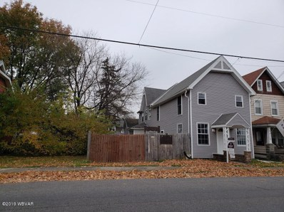 1017 Franklin Street, Williamsport, PA 17701 - #: WB-87881