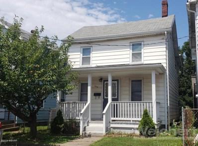 750 1ST Street, Williamsport, PA 17701 - #: WB-88233