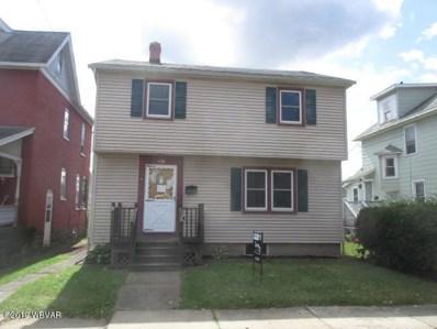 1131 Park Avenue, Williamsport, PA 17701 - #: WB-88642