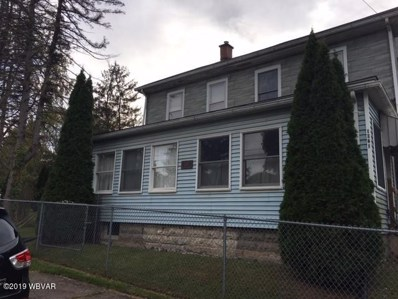 1021 Almond Street, Williamsport, PA 17701 - #: WB-88928