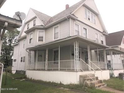 2258 W 3RD Street, Williamsport, PA 17701 - #: WB-89005