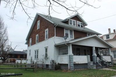 820 Memorial Avenue, Williamsport, PA 17701 - #: WB-89064