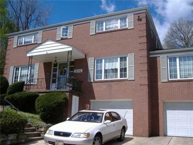 216 Hawthorne, Wilkins Twp, PA 15235 - MLS#: 1051748