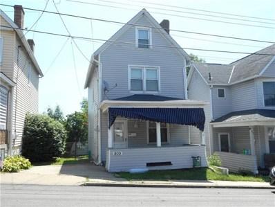 809 Burbridge St, Port Vue, PA 15133 - MLS#: 1342893