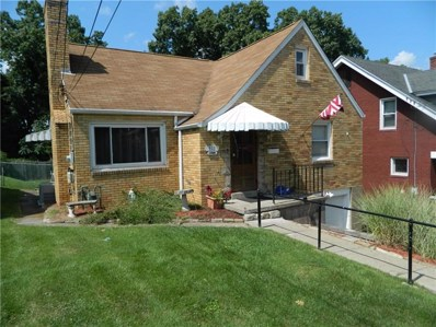 318 Stanford Ave, West View, PA 15229 - MLS#: 1357273