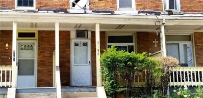 7153 Harrison Ave, Swissvale, PA 15218 - MLS#: 1358192