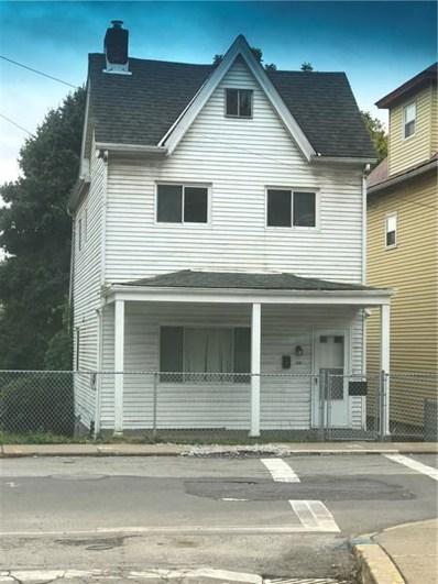 220 Whitaker St, Homestead, PA 15120 - MLS#: 1367392