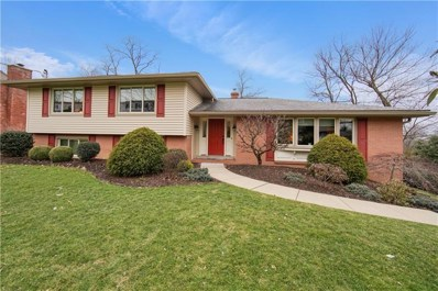 2362 Engelwood Drive, Upper St. Clair, PA 15241 - MLS#: 1382717