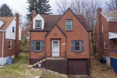 220 Burdine Ave, Pittsburgh, PA 15227 - MLS#: 1382904