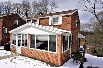 307 Lawnwood Ave, Brentwood, PA 15227 - MLS#: 1383825