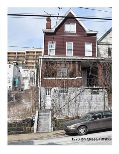 1228 Itin Street, Pittsburgh, PA 15212 - MLS#: 1384137