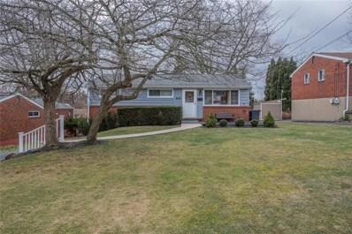 405 Hazelnut, Monroeville, PA 15146 - MLS#: 1385763