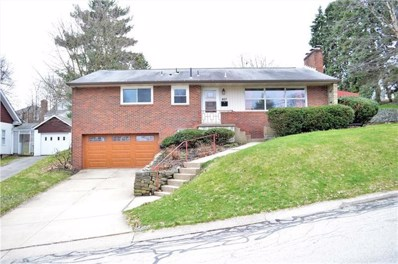 857 Chalmers Place, Pittsburgh, PA 15243 - MLS#: 1386037