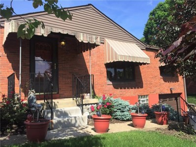 224 Orchard Spring, Pittsburgh, PA 15220 - #: 1398001