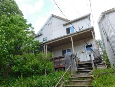 225 Ulysses St, Pittsburgh, PA 15211 - MLS#: 1409983