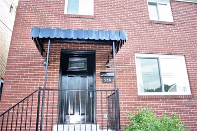 538 Marie Ave, Pittsburgh, PA 15202 - MLS#: 1411527