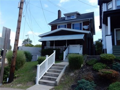 1476 Dormont Avenue, Pittsburgh, PA 15216 - MLS#: 1415575