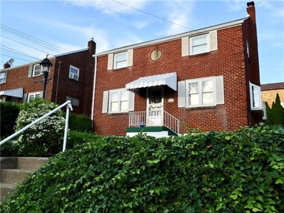 1130 McNeilly Ave, Pittsburgh, PA 15216 - MLS#: 1416310