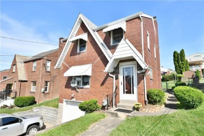 933 Tropical Ave, Beechview, PA 15216 - MLS#: 1417499