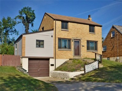 1426 Jefferson Heights Rd, Pittsburgh, PA 15235 - MLS#: 1418498