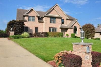 1021 Oak Ridge Rd, Canonsburg, PA 15317 - MLS#: 1422603