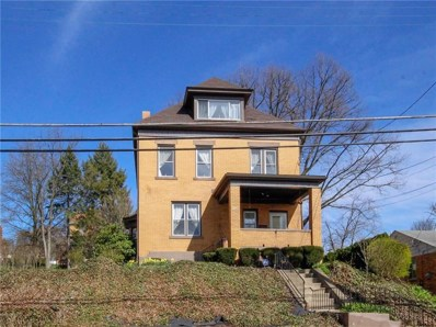 1017 Tropical Ave, Pittsburgh, PA 15216 - MLS#: 1426316