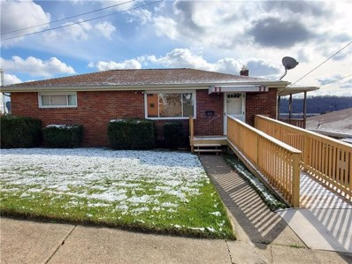 606 Giffin Ave, Canonsburg, PA 15317 - MLS#: 1426623