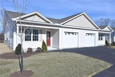 5 Kent Ridge Lane, Unit#5 UNIT 5, West Warwick, RI 02893 - MLS#: 1174368