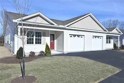 9 Kent Ridge Lane, Unit#9 UNIT 9, West Warwick, RI 02893 - MLS#: 1174377