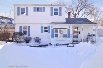 93 Manton St St, Pawtucket, RI 02861 - MLS#: 1180384